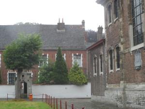 Begijnhof Ter Hoye Lange Violettestraat