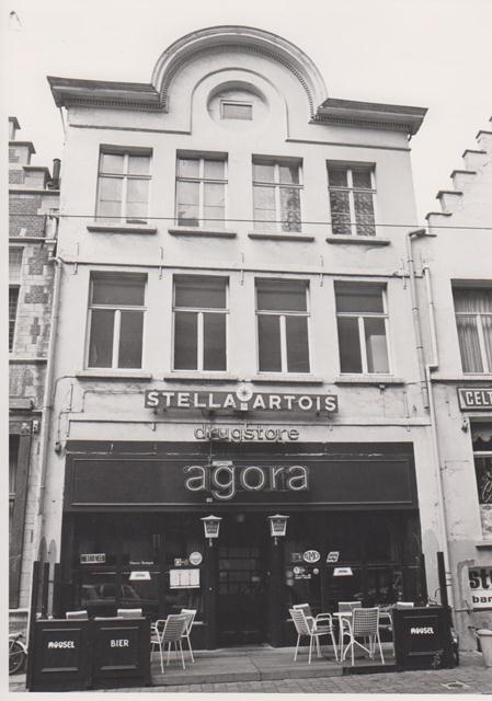 Klein Turkije - Agora 1975 - pic - pic inventaris.onroerenderfgoed.be