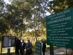 Merelbeke - Liedermeerspark