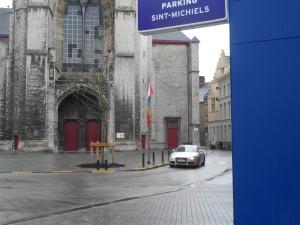 Sint-Michielsplein - Sint-Michielskerk