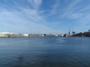 1 Meulestede - top schiereiland - Zeekanaal Gent-Terneuzen (2)