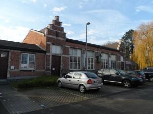 Harelbekestraat - Schooltje uit 1913