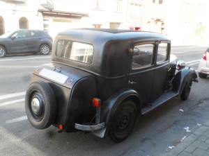 3 Antwerpsesteenweg - Peugeot 301 - jaren 30