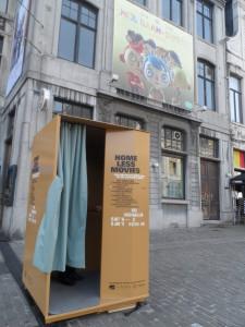 Kortfilmcabines - Sint-Michielshelling
