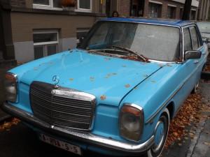 Ham - Mercedes 200