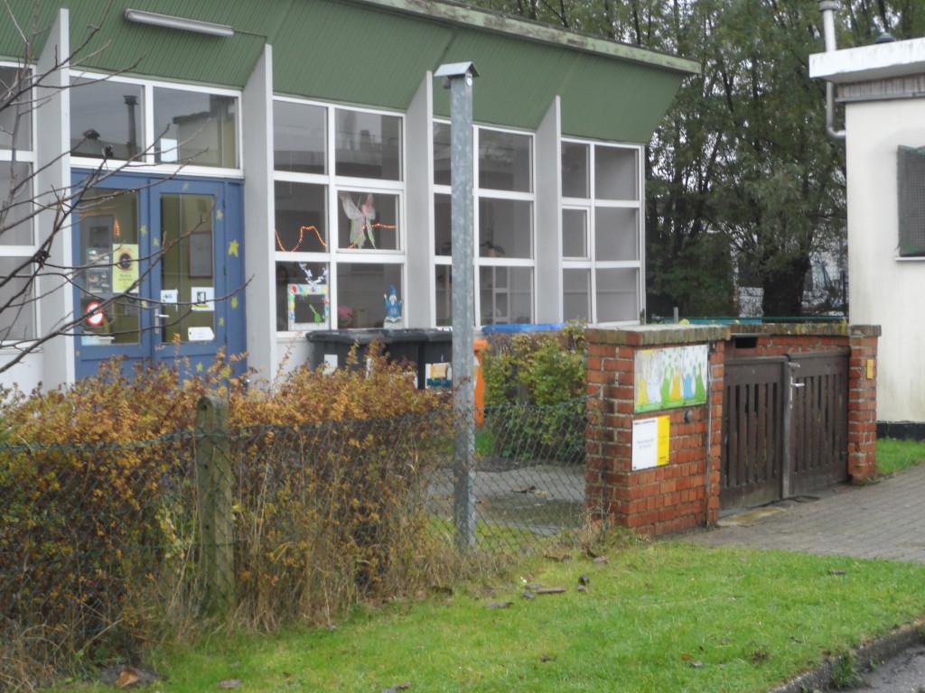 Lübeckstraat - schooltje