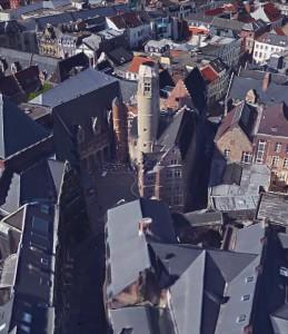 0 0 Biezekapelstraat - Achtersikkel - pic Google Earth