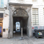Poort Museum Arnold Vander Haeghen