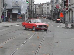 Vlaanderenstraat - BMW