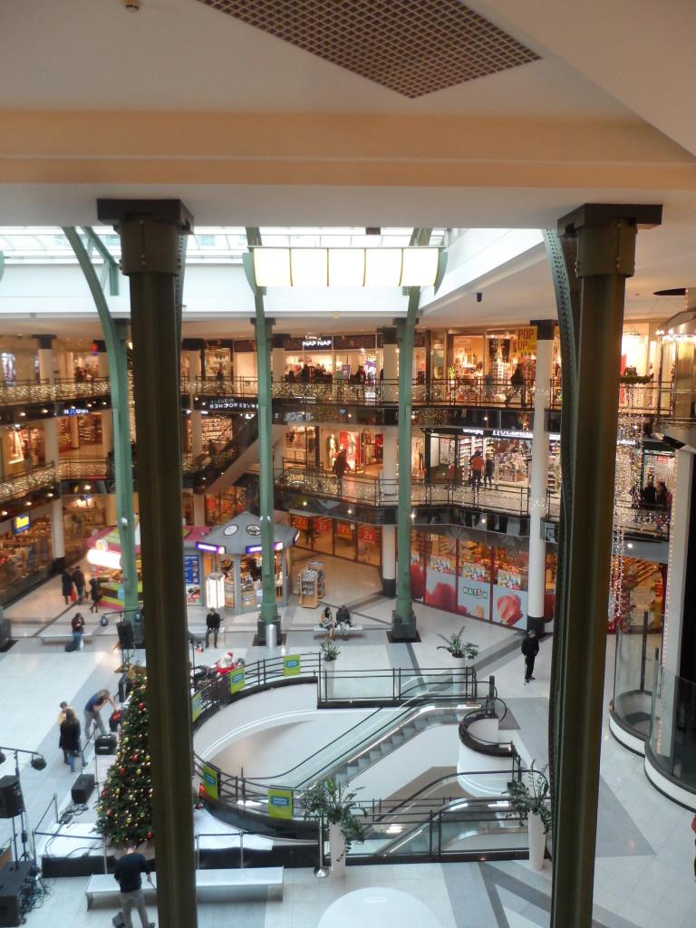Woodrow Wilsonplein - winkelcentrum, de Zuid