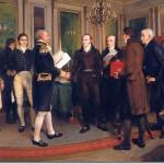 Hof van Lovendeghem - Treaty of Ghent