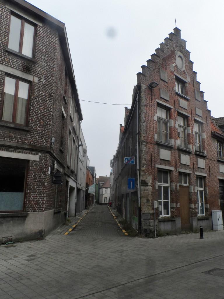 Luxemburgstraat - hoek Ramen