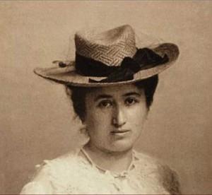 Rosa Luxemburg - pic wikipedia.org