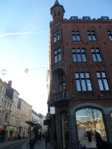 Veldstraat - hoek Van Stopenberghestraat