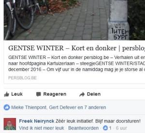 facebookpagina 'da és mijn gent'