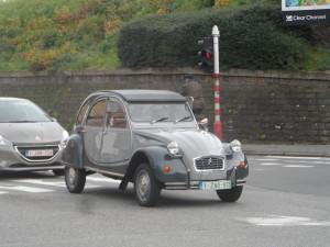 Burggravenlaan - Citroën 2CV