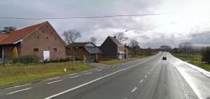 Hundelgem - Provinciebaan - pic google street view