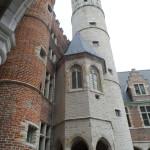 Hoogpoort - Achtersikkel - toren - Conservatorium- (2)