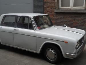 Lancia Fulvia 1968 - Gildestraat - Sint-Jacobsnieuwstraat- (2)