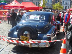 Lincoln Continental - Vrijdagmarkt (2)