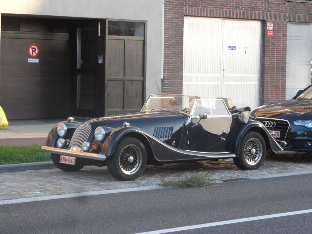 Buurt UZ - MG-A: eind 1950, begin 1960