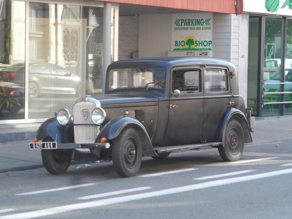 Bij Campo Santo: Peugeot 301