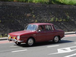 Renault 10 - Burggravenlaan