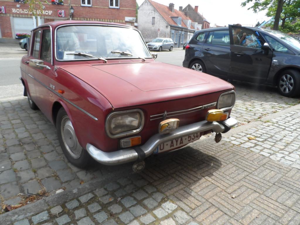 Dorp Zevergem - Renault 10: 1965-1971