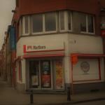 Henri Pirennelaan - krantenwinkel - Schooldreef - - Gentbrugge
