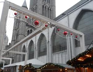 Klein Turkije - Sint-Niklaaskerk nu