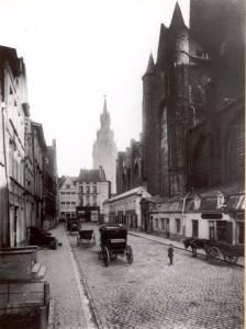 Klein Turkije - allicht begin vorige eeuw - pic Da és mijn Gent