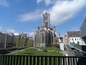 Emile Braunplein - Sint-Niklaaskerk