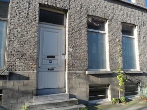 Huis van Frits Van den Berghe