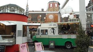 Sint-Veerleplein - foodtrucks