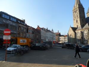 Bij Sint-Jacobs - Walter De Buckplein