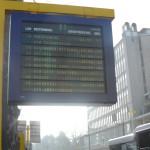 1 Graaf van Vlaanderenplein - De Lijn - bord bus