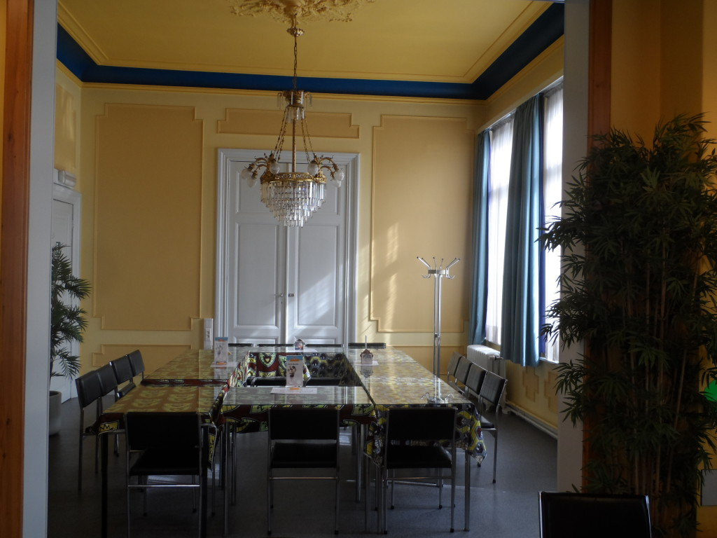 Sint-Jansvest - Alma Mater