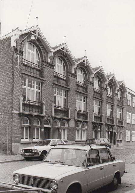 Roggestraat, jaren '70
