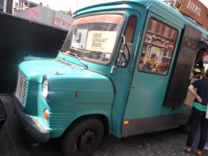 Korenmarkt - Klein Turkije - Ford Transit