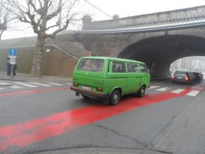 Zwijnaardsesteenweg - VW t3