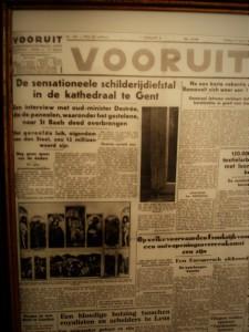 Dagblad Vooruit, 1934