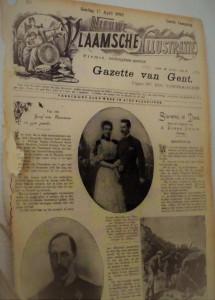 Gazette van Gent, 1898