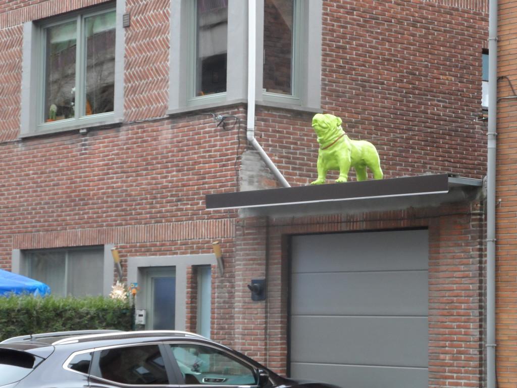 Magerstraat - Braemkasteelstraat - Gentbrugge