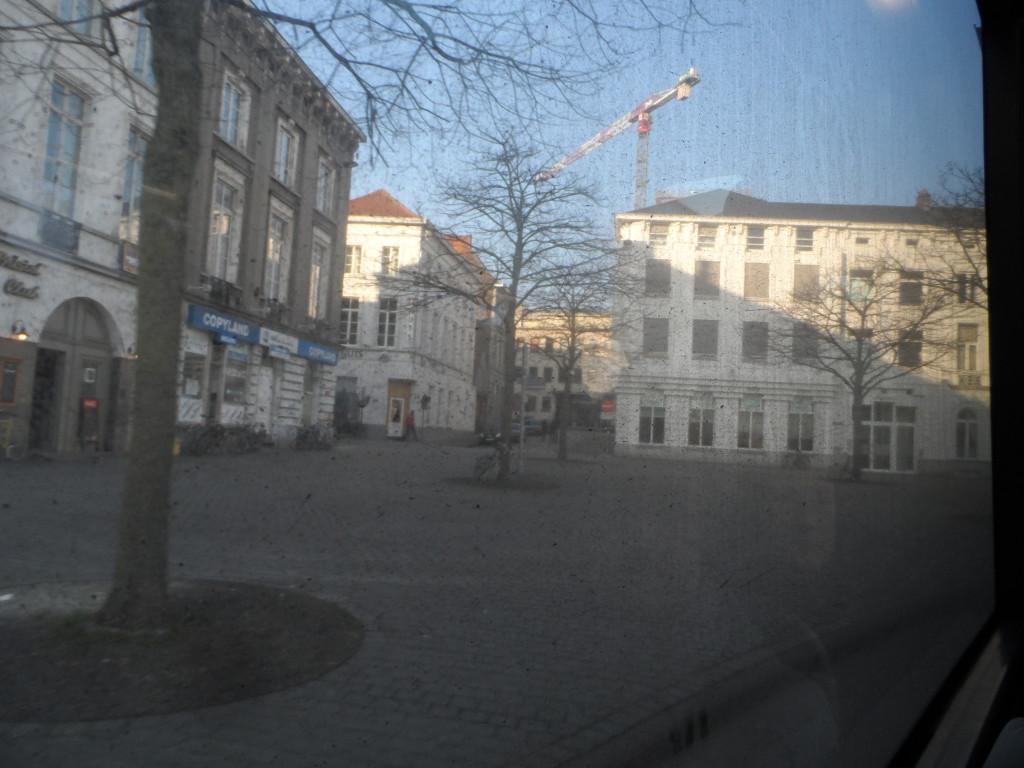 Arnulfstraat - bij Sint-Pietersplein en Blandijn