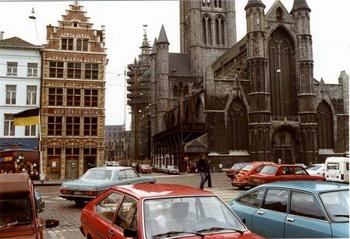 Korenmarkt 1978 - pic vierkunststedentrofee