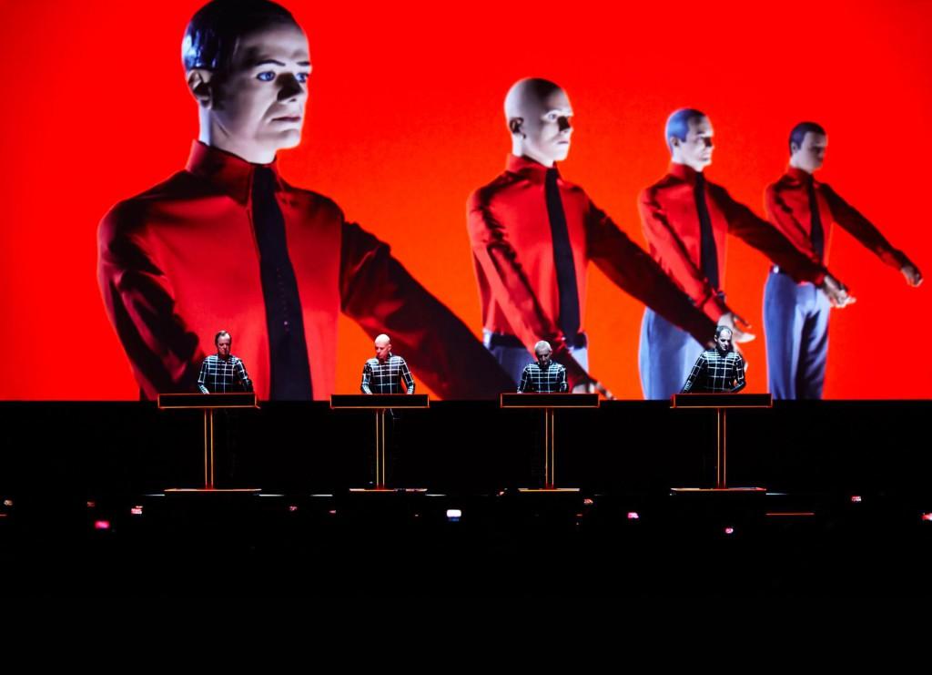 Kraftwerk - pic Fuzz Magazine