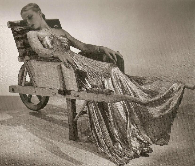 Publiciteit voor Honorine door Man Ray - pic cubicmuse.com