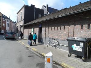 Gezondheidstraat