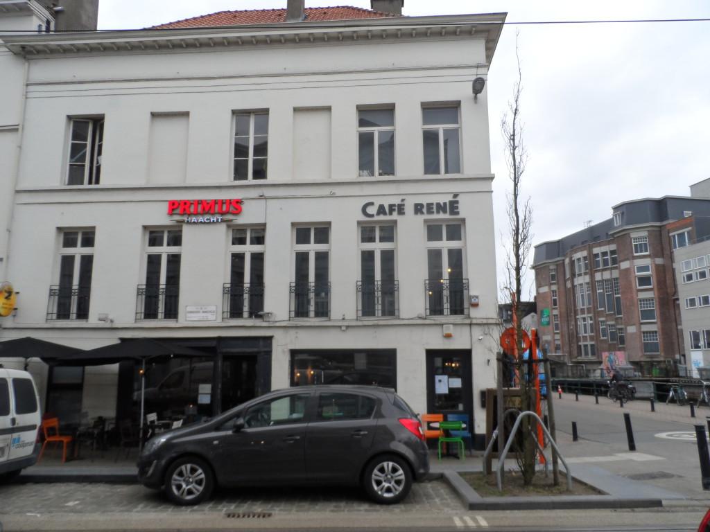 Café René - Gebroeders Vandeveldestraat