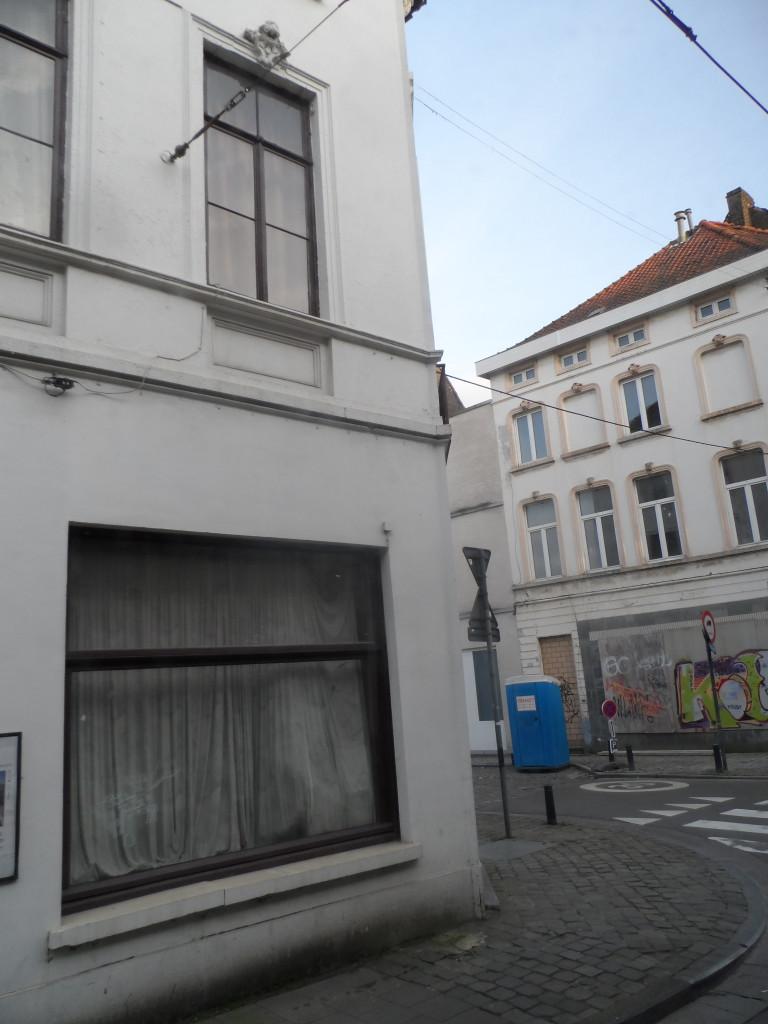 Café bij René of Café Rabot - Rabotstraat